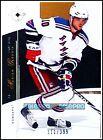 UD ULTIMATE 2009 MARION GABORIK NHL NEW YORK RANGERS MINT #21 LIMITED /399