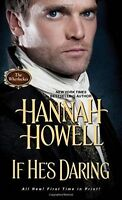 If He's Daring (Wherlockes) by Howell, Hannah