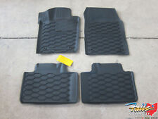 2013-2015 Dodge Durango First & Second Row All Weather Floor Mats New Mopar OEM