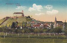 Vaihingen incroduic AK 1913 Château panorama de Bade-Wurtemberg 1707168