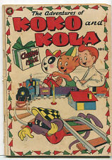 The Adventures Of Koko And Kola  #28  GD/VG  Magazine Enterprises CBX1Q