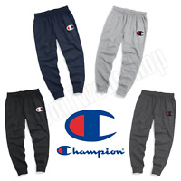 Champion Authentic Men's Powerblend Fleece Jogger, Big C Logo GF22H Y06591