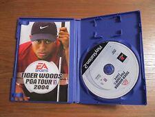 Tiger Woods PGA Tour 2004 (Sony PlayStation 2, 2003) - European Version