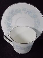 Royal Doulton  MORNING MIST CUP AND SAUCER SET H5007