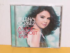 CD - SELENA GOMEZ & THE SCENE - A YEAR WITHOUT RAIN