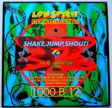 LP DE**VARIOUS - SHAKE, JUMP, SHOUT! (LOW SPIRIT '90 / WESTBAM/ L.U.P.O.)**31513