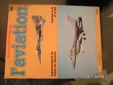 **a Encyclopédie illustré de l'aviation n°206 Tupolev Tu-16 et Tu-104