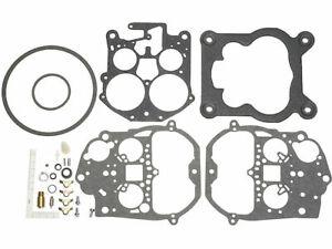 For 1980 GMC P3500 Carburetor Repair Kit SMP 58137KX 5.7L V8 VIN: L CARB 4BBL