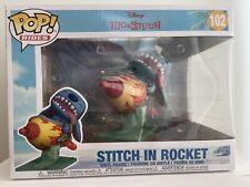 Disney Lilo & Stitch - Stitch in Rocket #102 - New Funko POP! vinyl Figure