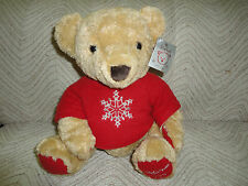 La Senza Silk & Satin 1999 RAPHAEL Bear Canada Annual Christmas Teddy MINT