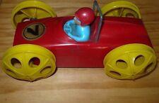 Vintage TOMY JAPAN Spielzeugauto Dune Buggy Strandauto Batterie Antrieb defekt