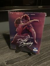 Dirty Dancing Steelbook (4K UHD+Blu-ray+Digital) Factory Sealed - Exclusive&Rare