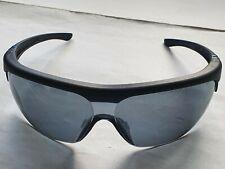 Honeywell Negro Gafas de seguridad Lente Gris protección ocular resistente a los arañazos