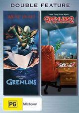 Gremlins Double Pack (DVD, 2006, 2-Disc Set) Phoebe Cates, Robert Picardo