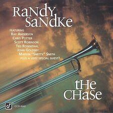 Chase by Randy Sandke (Trumpet) (CD, Jul-2004, Concord) - Sealed!