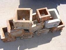 Concrete Cube Testing Test Mould - Sample Maker For Compressive Strength Check