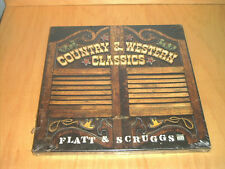 FLATT & SCRUGGS: Country & Western Classics LP NEW