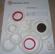 1979 Gottlieb Pinball Pool Pinball Rubber Ring Kit
