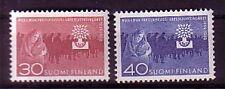 Finnland Michelnummer  517 - 518 postfrisch ( intern: 66 )