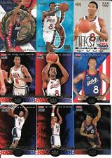 SCOTTIE PIPPEN  NICE (9) CARD USA BASKETBALL CARDS SEE SCAN  FREE COMBINED S/H