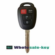 Replacement Key for 2014-2016 Toyota Camry Corolla Keyless Entry Remote Fob H