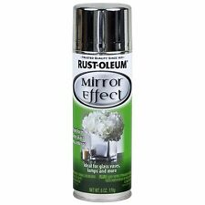 Rust-Oleum MIRROR EFFECT Spray Paint Create Mirror Like Reflective Finish, 170g