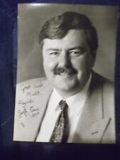 Former Labour MP JEFFREY ENNIS hand signed photo