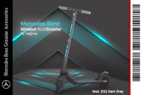 MONOPATTINO ELETTRICO MERCEDES-BENZ NINEBOT KICKSCOOTER BY SEGWAY LIMIT EDITION