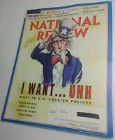 National Review Magazine [9/30/2013] US Foreign Policy [Near Mint] Women's Issue