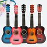21'' Kids Toys Basswood Acoustic Guitar 6 String Practice Music Instruments Gift