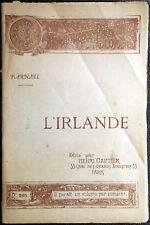Charles Stewart Parnell, L'Irlande, Ed. Henri Gautier, 1891