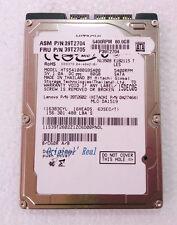 """Hitachi 80GB HTS541080G9SA00 MLC: DA 1519 PN: 0A27647 SATA 2.5 """"Hard Drive"""