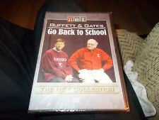 BUFFET & GATES - GO BACK TO SCHOOL DVD BRAND NEW SEALED