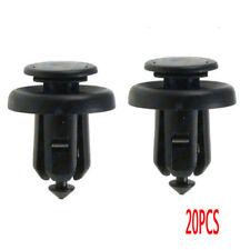 20Pcs Bumper Clip Push Type Retainer W Metal Insert 91505 S9A 003 For Honda