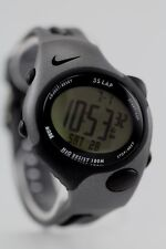 Nike Unisex WG48-4000 Charcoal Triax 35 Super Multi-Function Watch