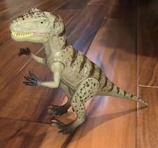 "Kid Galaxy Poseable Dinosaur Allosaurus Plastic 5.5"" Action Figure New M"