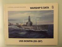 USS Bowfin SS287 Warships Data - 6
