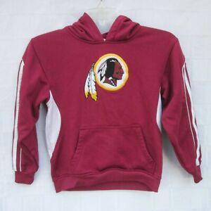 Washington Redskins Nike Apparel Hoody Jersey Jacket Youth Kid Size Large 12-14
