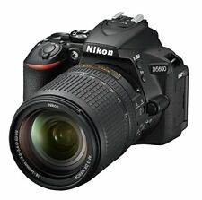 Appareil Photo 24.2 MP Nikon D5600 Af-s DX Nikkor 18-140mm ED VR - Vidéo Full