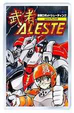Musha Aleste Mega Drive Fridge Magnet Kühlschrank