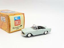 NOREV Hachette 1/43 - Simca Océane 1962