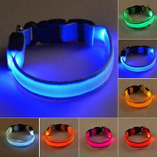 LED / Collier pour chien blinkhalsband Bande Lumineuse de sicherheitshalsband