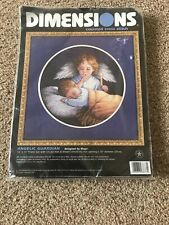 Dimensions 'Angelic Guardian' counted cross stitch kit