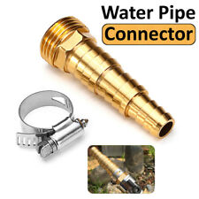 0.4-0.7inch Universal Car Garden Hose Fitting Connector Water Pipe Nozzle Tool