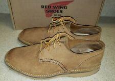 Red Wing Heritage Mens 8 Weekender Oxford Hawthorne Work Shoe 3302B Muleskinner