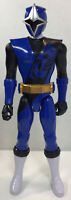 "Power Rangers Ninja Steel Blue Ranger Titan Series Action Figure 12"" Bandai"
