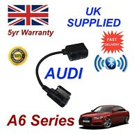 For AUDI A6 Bluetooth Streaming Music Module For iPod HTC Nokia LG Sony galaxy