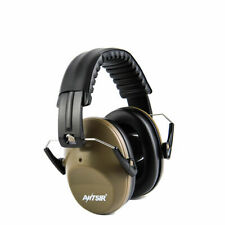 Noise Reduction Ear Muffs Anti-noise Headphone Hearing Protection Hunting Sport