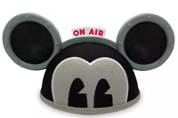 Disney Mickey Mouse Light & Sound Ear Hat by Bret Iwan Designer Collection New