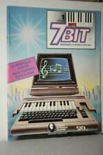 RIVISTA 7 NOTE BIT IMPARARE LA MUSICA CON C64 NUMERO 1 1983 USATA ITA FR1 54668